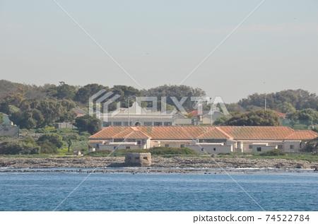 羅本島(Robben Island),曼德拉總統居住在南非開普敦的監獄島 74522784