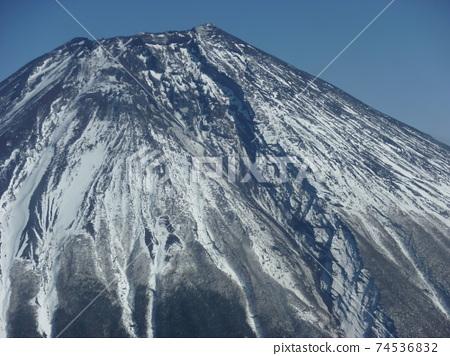 Mt. Fuji Top 74536832
