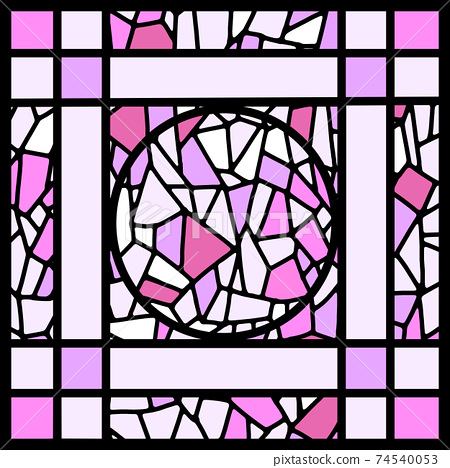 Stained glass 74540053
