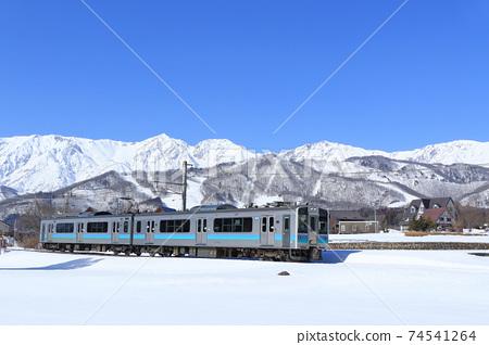 Ooto線冬天的Hakuba Yamakada 74541264