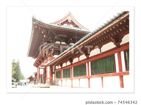 電影照片奈良東大寺 74546342