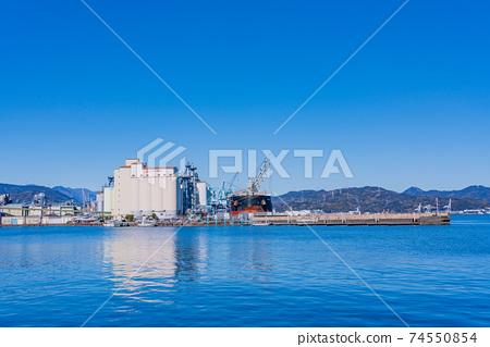 (靜岡縣)清水港船塢 74550854