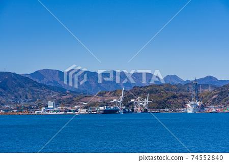 (靜岡)在清水港停靠 74552840
