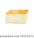 成分2-4燒豆腐⑥插圖也可用於火鍋,便當盒和烹飪圖像組合系列 74555271
