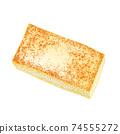 成分2-4燒豆腐⑤插圖也可以用於火鍋,便當盒和烹飪圖像組合系列 74555272