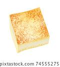 成分2-4燒豆腐②插圖也可以用於火鍋,便當盒和烹飪圖像組合系列 74555275