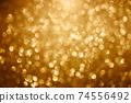 gold sparkling background bokeh 74556492