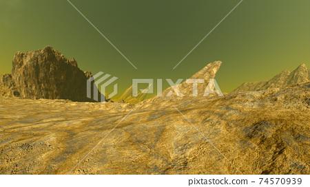 沙漠 74570939