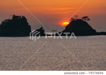 Sunset of Yoshimi 74578694