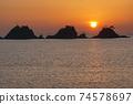 Sunset of Yoshimi 74578697