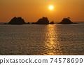 Sunset of Yoshimi 74578699