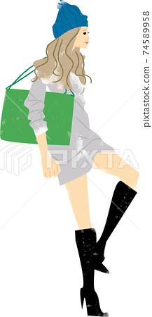 Women's bag fashion 74589958
