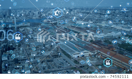 Industry and technology 74592111