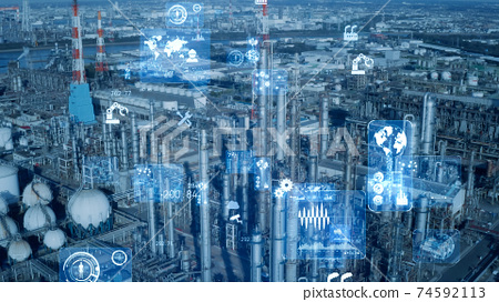 Industry and technology 74592113
