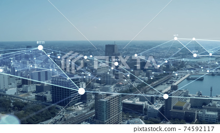 Cities and networks 74592117