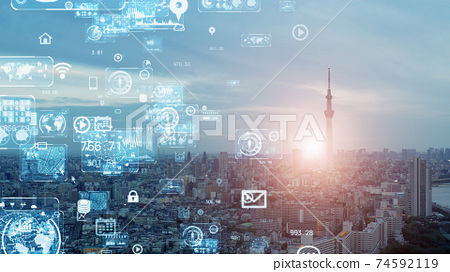 Cities and technology 74592119