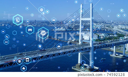 Transportation and Technology ITS MaaS 74592128