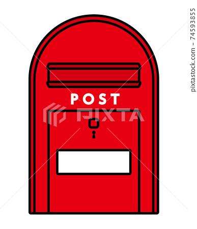 丹麥信箱 74593855
