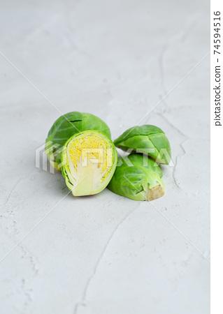 布魯塞爾豆芽 74594516