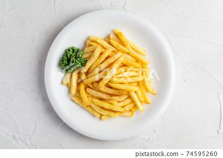 炸薯條 74595260