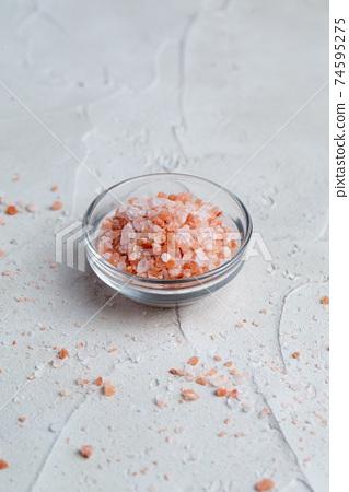 핑크 솔트 74595275