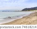 Hayama Ohama coast 74618214