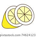 레몬 74624123