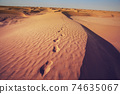 Sand dunes 74635067