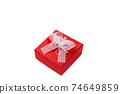 禮物情人節巧克力白色聖誕節 74649859