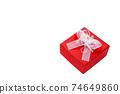 禮物情人節巧克力白色聖誕節 74649860