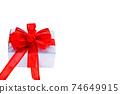 禮物情人節巧克力白色聖誕節 74649915