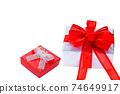 禮物情人節巧克力白色聖誕節 74649917