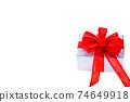 禮物情人節巧克力白色聖誕節 74649918