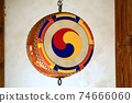 Korean traditional drum. 74666060
