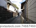 [群馬縣桐生市]桐生新町的城市景觀 74667460