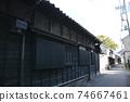 [群馬縣桐生市]桐生新町的城市景觀 74667461
