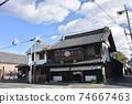 [群馬縣桐生市]桐生新町的城市景觀 74667463