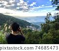 在台灣的旅遊景點拍攝的美景 74685473
