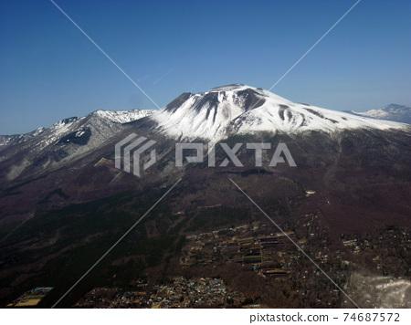 Mt. Asama 74687572