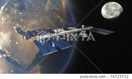 太空飛船 74725552