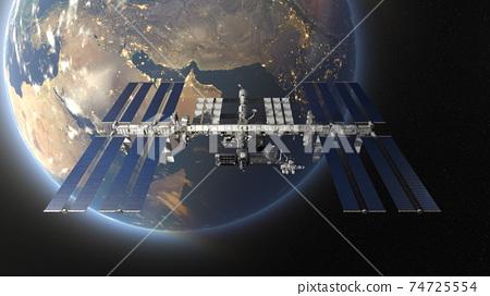 太空飛船 74725554