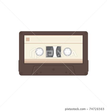 retro tape cassette 74728383
