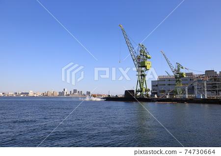 神戶馬賽克港口潛艇⑦ 74730664