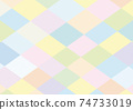 Pastel background material 74733019