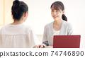 Customer service image Female consultant 74746890