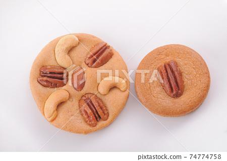堅果餅乾 74774758