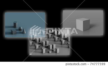 그래픽 디자인 74777399