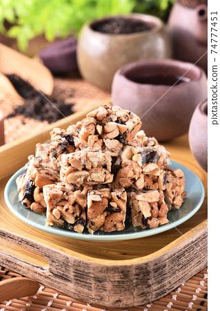 Peanut brittle   74777451