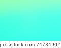 藍色/綠色背景材料漸變 74784902