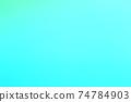 藍色/綠色背景材料漸變 74784903